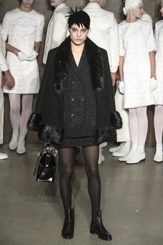 Thom Browne Fall 2015 RTW Runway – Vogue