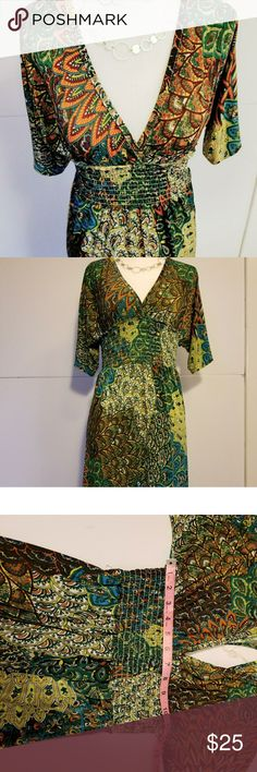 🌻5TH & LOVE🌻 BEAUTIFUL MULTI COLOR MAXI DRESS. S 🌻5TH & LOVE🌻 BEAUTIFUL MULTI COLOR MAXI DRESS. Small. EXCELLENT LIKE NEW CONDITION. SILKY SMOOTH TO THE TOUCH FOR A GREAT FIT AND FEEL ALL DAY. DON'T MISS OUT ON THIS ONE OF A KIND PIECE!!! 5th & Love Dresses Maxi