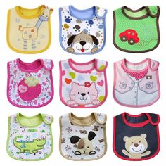 cfeb7150658 Cotton Bibs for Kids Price  6.95   FREE Shipping  hashtag1