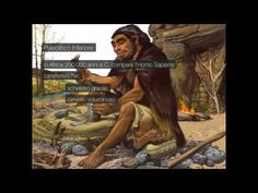 Riassunti di Storia. Paleolitico Inferiore: Homo Habilis, Homo Erectus, Homo Sapiens - YouTube