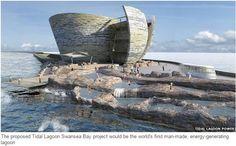 La Gran Bretagna produrr� energia dalle maree delle lagune?