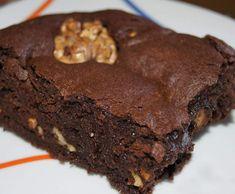 Receita Brownie de Chocolate do Jamie Oliver por Bruno Miguel Marques - Categoria da receita Sobremesas