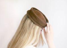 mid century hat