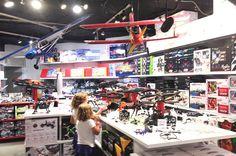 RC Tecnic: juguetes, drones, aeromodelismo y radiocontrol