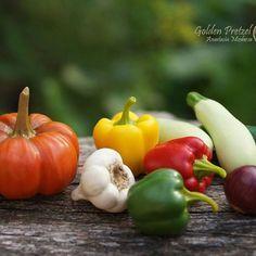 Мини овощиТолько с грядки #миниатюра#игрыдома #полимернаяглина #овощи#овощи_фрукты_из_пг