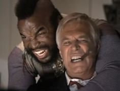 BA: We gonna crash we gonna crash! HANNIBAL: Face, get him off me! BA: Sorry fellas, I lost my head. Beast from the Belly of a Boeing George Peppard, Marvin Gaye, Adam Sandler, Old Shows, The A Team, Best Tv, Season 1, Country Music, Favorite Tv Shows
