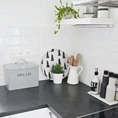 Kitchen waits for small changes Have a nice weekend! #myhome #purewhite…