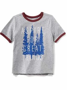 Todder Boys Clothes: Graphic T-Shirts | Old Navy