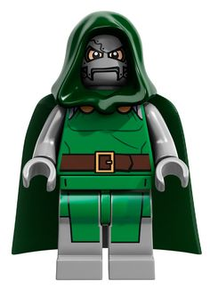 MARVEL X LEGO MINIFIGURES