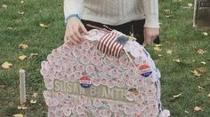 """I voted today because of women like her. Today I voted in my first primary election, visited Susan B. Anthony's grave, and wear white to honor women's suffrage,î said Brynn Hunt, who visited Susan B. Anthonyís grave in Rochester, New York, on Election Day. https://www.instagram.com/p/BMjeYXVD_GQ/ Courtesy: Brynn Hunt/Instagram"