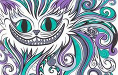 Cheshire Cat Drawing - Bing Images