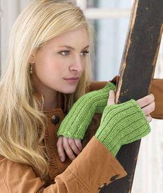 Lovely Glovelets http://www.redheart.com/free-patterns/lovely-glovelets