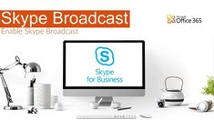 Skype Broadcast Meeting - How to Enable Skype for Business Broadcast Microsoft Lync, Office 365, Business Meeting, Microsoft Office, Enabling