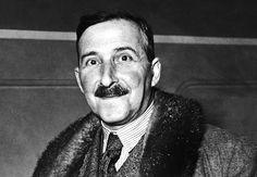 Stefan Zweig. Stefan Zweig, Leo Tolstoy, Neil Armstrong, Gabriel Garcia Marquez, Book Writer, World Of Books, German Language, Literature, Writers