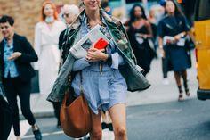 FWPE16 Street looks à la Fashion Week printemps-été 2016 de New York   Vogue