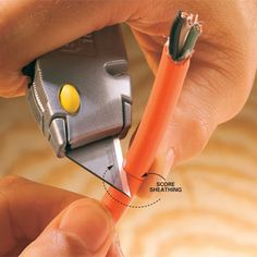 How to Repair a Cut Extension Cord Electrical Repair and