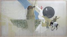 "Mixed Media 2012 Painting ""A Narrow Interpretation of Direction"" Symbolic Art, Selling Art Online, Saatchi Online, Art Boards, Art Inspo, Amazing Art, Saatchi Art, Original Artwork, Mixed Media"