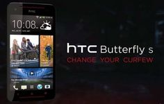HTC has just officially launched at an event the new HTC Butterfly s, the HTC Butterfly s release is scheduled for mid-July in Taiwan