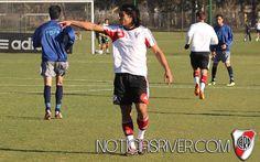Los suplentes de River perdieron 0-1 contra San Telmo. Vila desperdició un penal.