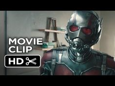 8 New ANT-MAN Clips | The Entertainment Factor