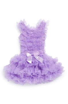 Popatu Ruffle Pettidress (Baby Girls) available at #Nordstrom.  Shown in purple, but I like it in pink!