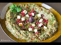 Baba Ghanoush (Baabaqanuuj) بابا غنوج