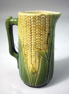 Brush McCoy corn pitcher