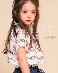 Cute Baby Girl, Cute Little Girls, Cute Kids, Cute Babies, Young Japanese Girls, Girl God, Ulzzang Kids, Cute Girl Dresses, Cute Baby Pictures
