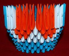 07 3D Origami Matryoshka