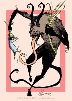 18 Krampus Images To Ruin Your Holidays