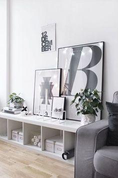 22 Best Ikea Hacks for Kallax Shelf - Hello Lovely