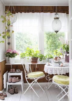 10 x näin sisustat verannan viihtyisäksi | Meillä kotona