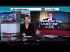 Rachel Maddow Attacks Ted Cruz's 'Talking Pageant,' GOP Panic Over Gov't Shutdown /// An interesting bit of history with republican gov shutdowns.