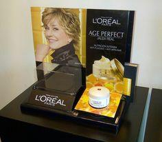 Loreal Paris - Display lanzamiento Age Perfect - diseño y desarrollo