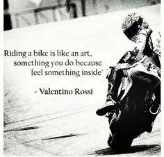 - Valentino Rossi
