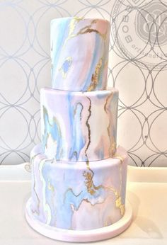 Featured Cake: Bobbette & Belle; Wedding cake idea. #modernweddingcakes
