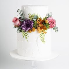 """Laura + Clare on Instagram: """"Such a gorgeous colour way, perfect for late summer  Cake 
