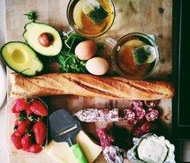 Inspiring image avocado, baguette, delicious, food, italy #4878040 by loren@ - Resolution 500x500px - Find the image to your taste