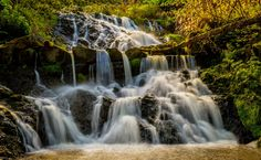 Röttle Falls by Colin Harley on 500px