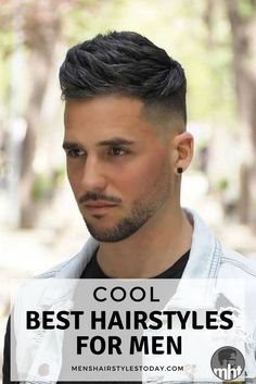 31 Good Haircuts For Men 2018 | Things to wear | Pinterest | Low ...