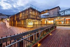 REHABILITACION MUSEO DE LA IUDAD- QUITO IX BIAU_OBRAS PRESELECCIONADAS_INDICE | AIB Architecture #REHABILITACION