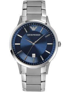 Emporio Armani Mens Renato Watch AR2477 - Rings - Product Type - Mens | The Jewel Hut