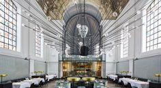 The Jane. El mejor restaurante del mundo. Bélgica