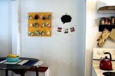 DIY Hanging Mug Display