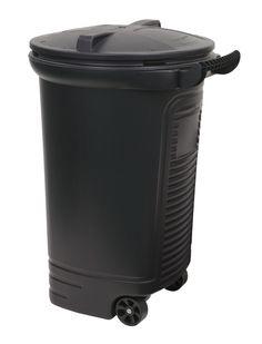 45-Gal Turn and Lock Trash Can