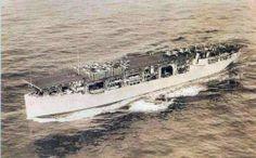 USS Langley CV-1 Aircraft Carrier