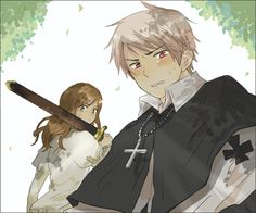 Prussia and Hungary