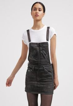 G-Star 5620 RW OVERALL DRESS - Gonna di jeans
