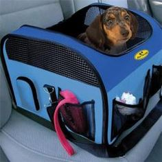 @Overstock - Lets your pet travel in style, comfort, and safety. Versatile pet carrier allows three convenient pet travel options: Over the shoulder carrier, car seat or pet booster seat.http://www.overstock.com/Pet-Supplies/Pet-Parade-Car-Seat-Pet-Carrier/6691080/product.html?CID=214117 $32.49