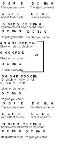 death of a bachelor sheet music pdf